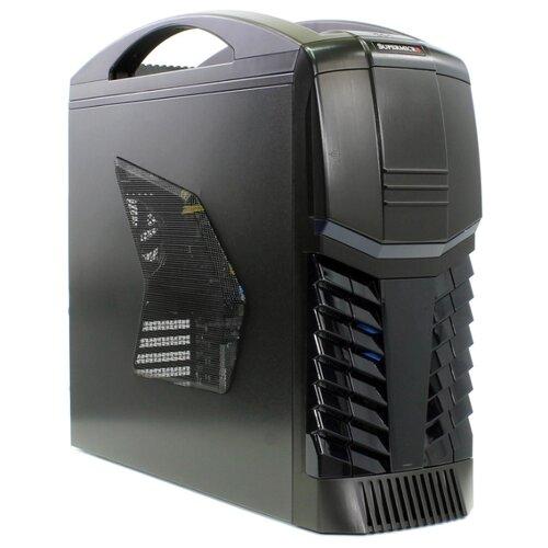 Игровой компьютер Supermicro SuperWorkstation SYS-5038AD-T Midi-Tower/без процессора/без ОЗУ/ОС не установлена черный компьютер
