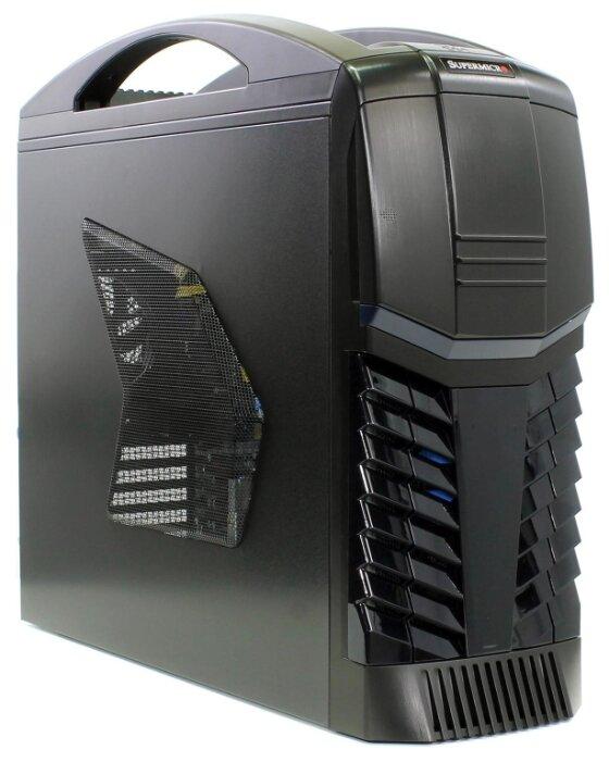 Игровой компьютер Supermicro SuperWorkstation SYS-5038AD-T Midi-Tower/без процессора/без ОЗУ/ОС не установлена