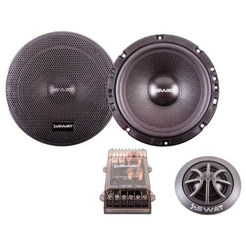 Купить Автомобильная акустика SWAT SP M-165