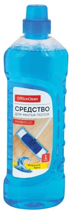 OfficeClean Средство для мытья полов Морской бриз