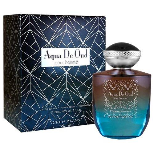 Парфюмерная вода Chris Adams Aqua de Oud, 100 мл крис де бург chris de burgh beautiful dreams