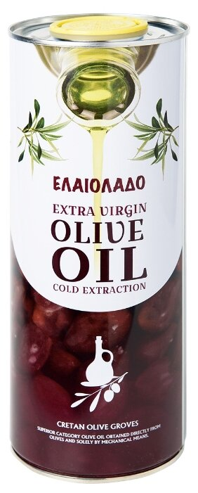 Elaiolado Масло оливковое Extra virgin