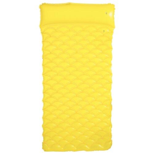 Матрас Bestway 44020 86x213 см желтый/розовый/зеленый