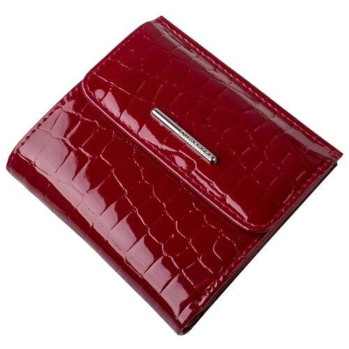Кошелек Dimanche 30095, натуральная кожа бордовый рюкзак dimanche dimanche di042bwbzyt0