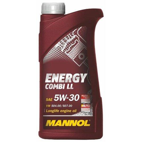 Моторное масло Mannol Energy Combi LL 5W-30 1 л моторное масло mannol energy formula pd 5w 40 1 л
