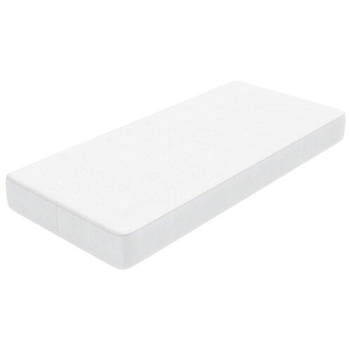 Чехол на матрас Орматек Aqua Save Fiber S, водонепроницаемый, 90х190х25 см белый фото