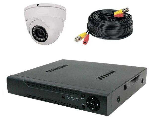 Комплект видеонаблюдения PS-Link KIT-A501HD 1 камера