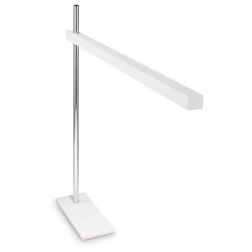 Настольная лампа светодиодная IDEAL LUX Gru TL105 147635 Bianco, 6.3 Вт настольная лампа ideal lux rain color tl2