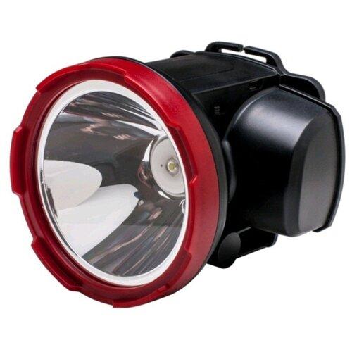 цена на Налобный фонарь КОСМОС H5W-LED черный