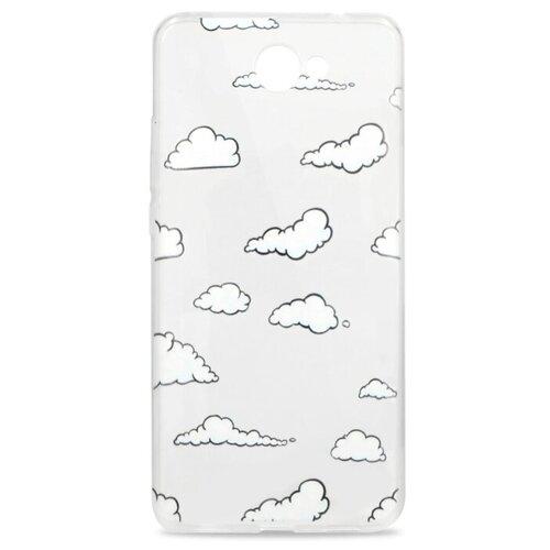 Купить Чехол Pastila Spring picture для Huawei Y7 (2017) облака