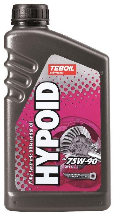 Трансмиссионное масло Teboil HYPOID