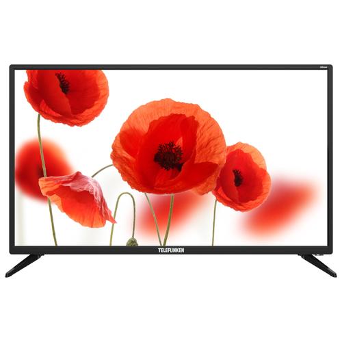 Фото - Телевизор TELEFUNKEN TF-LED32S89T2 31.5 (2019) черный телевизор