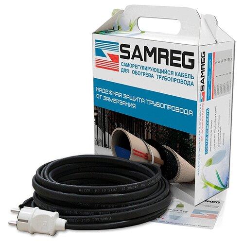 Греющий кабель саморегулирующийся SAMREG 24-2CR 1 м греющий кабель теплый пол 1