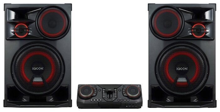 Музыкальный центр LG XBOOM CL98