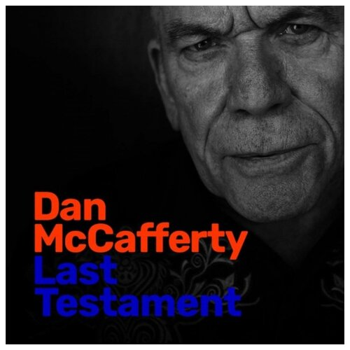 Dan McCafferty. The Last Testament (2 LP)
