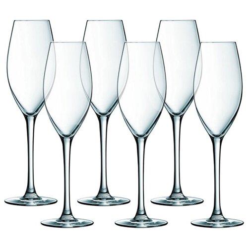 Eclat Набор бокалов Wine Emotions L7591 6шт 240мл прозрачный недорого