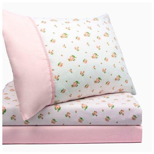 Arya комплект в кроватку Honey (4 предмета) розовый полотенца arya комплект из 6 ти полотенец arya birdy 30 30 см бело розовый