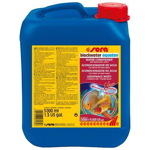 Sera Blackwater Aquatan средство для подготовки водопроводной воды, 5 л