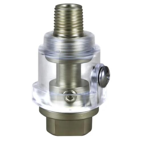 Лубрикатор FoxWeld AERO 5767 6.2 атм , 1/4F , 1/4M влагоотделитель kraftool 06506 10 атм 1 4f 1 4m