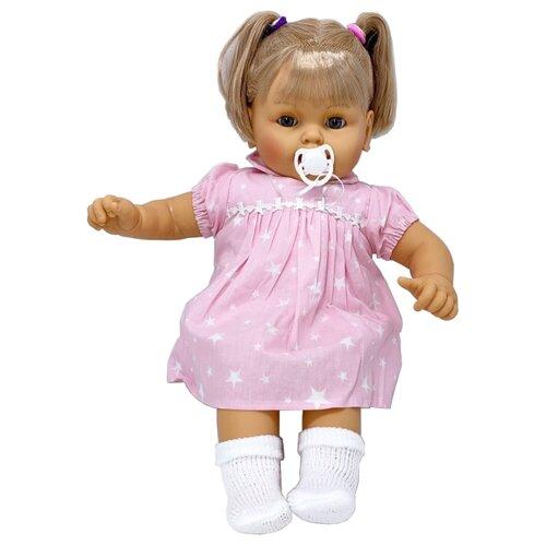 Интерактивная кукла Munecas Manolo Dolls Gorda, 58 см, 1204