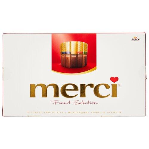 Фото - Набор конфет Merci Ассорти 400 г набор конфет merci ассорти 400 г