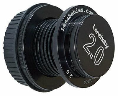Объектив Lensbaby 2.0 Nikon F