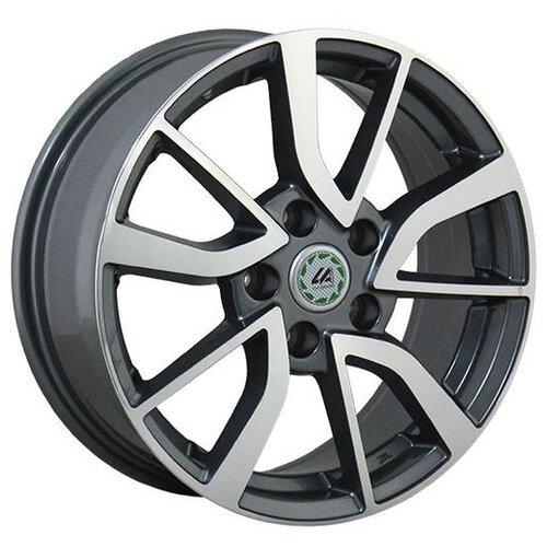 Фото - Колесный диск LegeArtis VW9-S 6.5x16/5x112 D57.1 ET45 GMF колесный диск legeartis ty146 6 5x16 5x114 3 d60 1 et45 s