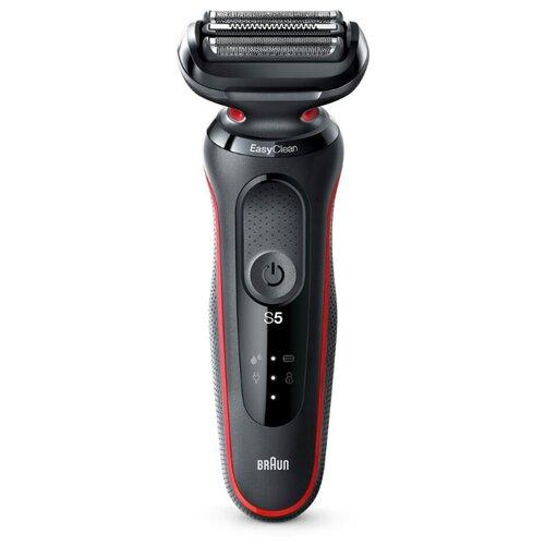 Электробритва Braun Series 5 50-R1000s Red