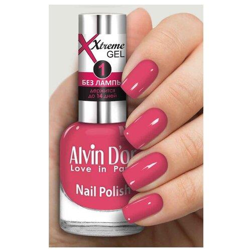 Лак Alvin D'or Extreme Gel, 15 мл, оттенок 5217 лак alvin d or extreme gel 15 мл оттенок 5227