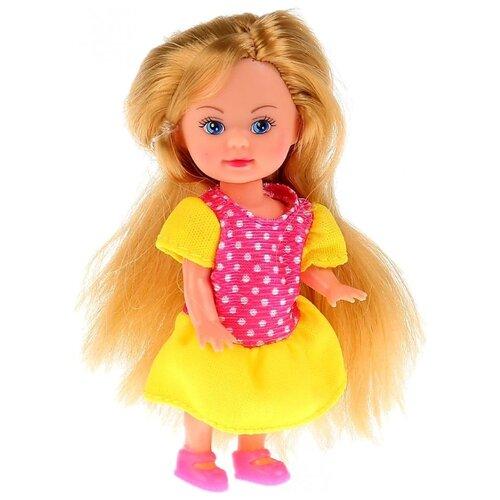 Купить Кукла Карапуз Машенька, 12 см, MARY31199-19-BB, Куклы и пупсы