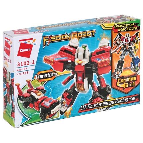 Конструктор Qman Fission Robot 3102-1