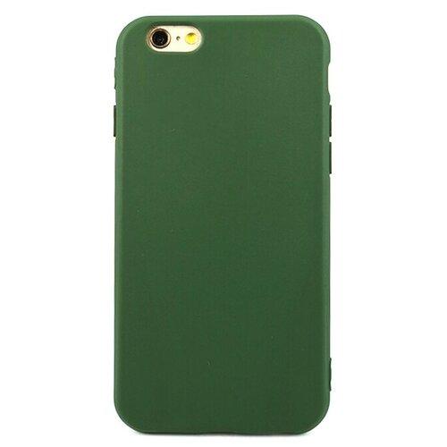 Купить Чехол Pastila TPU Matte для Apple iPhone 6/iPhone 6S хакки