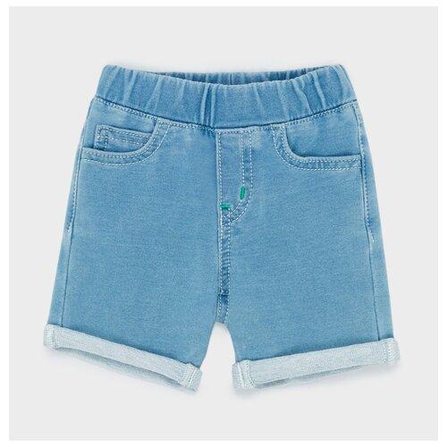 Купить Шорты EMPORIO ARMANI 3HHS064D1SZ размер 86, 0941 синий, Брюки и шорты