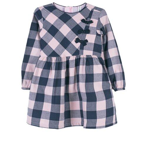 Платье COCCODRILLO PRIMA BALLERINA размер 92, черный/розовый