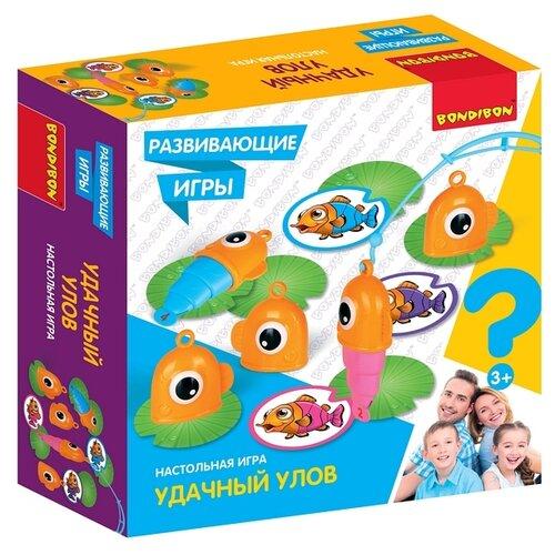 Настольная игра BONDIBON Удачный улов (ВВ4445), Настольные игры  - купить со скидкой