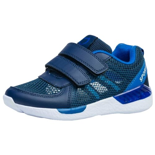 Кроссовки КОТОФЕЙ размер 34, синий/голубой кроссовки anta цвет голубой