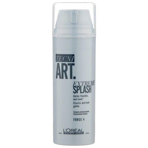 Купить L'Oreal Professionnel Tecni.Art гель для эффекта мокрых волос Extreme Splash, 150 мл