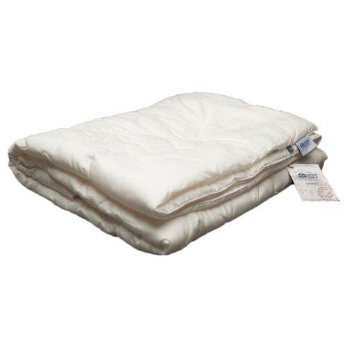 Одеяло German Grass Silk Familie Bio, всесезонное, 200 х 220 см (сливочный)