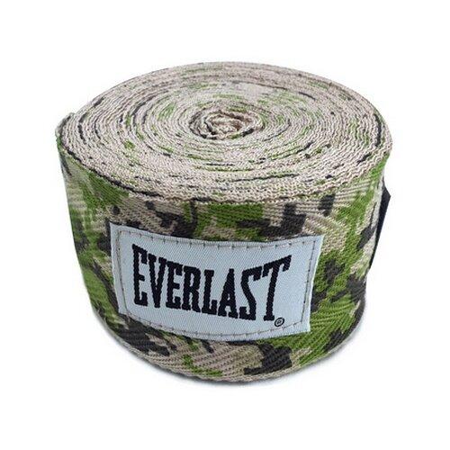 Кистевые бинты Everlast 4466 3,5 м камуфляж