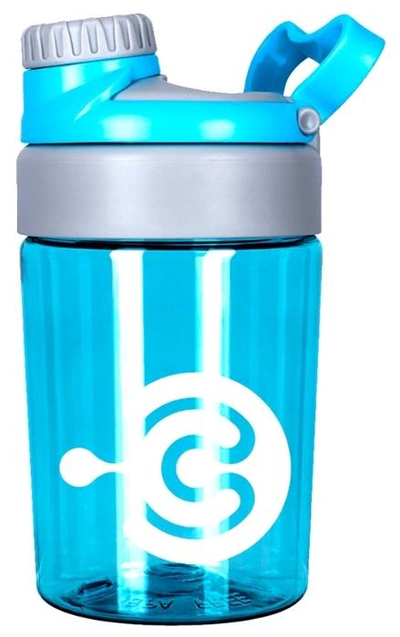 2dтрейд спортивная бутылка для воды s71 400 голубая с серым 400 мл во сне видеть белье женское