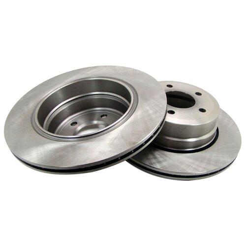 Комплект тормозных дисков задний ATE 24.0120-0204.1 300x20 для BMW 1 series, BMW 3 series, BMW X1 (2 шт.)