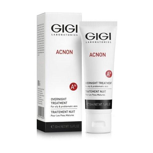 Купить Gigi Acnon Overnight treatment Крем ночной для лица, 50 мл