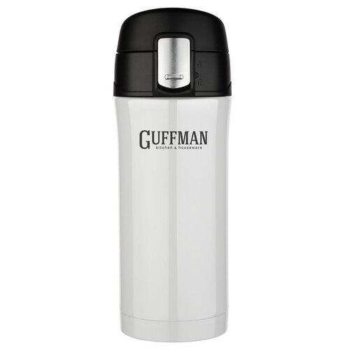 Термокружка Guffman Sport, 0.35 л белый