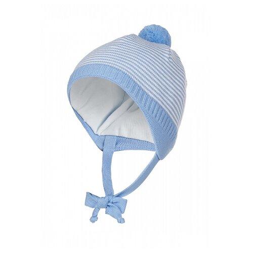 Купить Шапка Oldos размер 48-50, голубой, Головные уборы