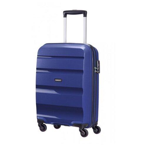 Чемодан American Tourister Bon Air 57.5 л, темно-синий