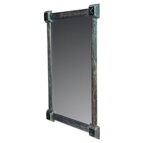 зеркало runden v20101 кора Зеркало RUNDEN Кора I зеленая патина прямоугольное