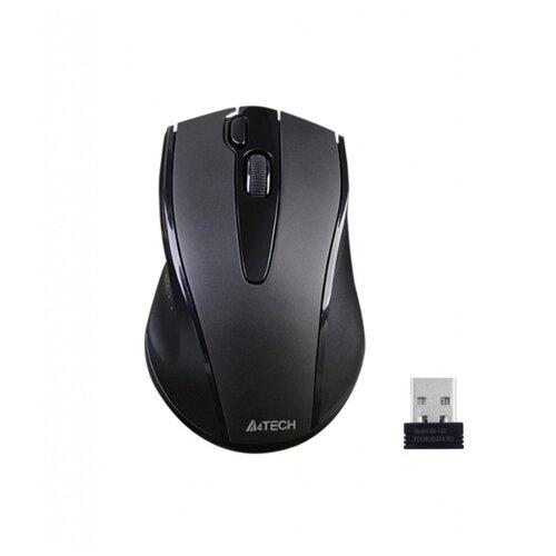 Мышь A4Tech V-Track G9-500FS Black USB черный a4tech g3 220n 1 v track wireless черный