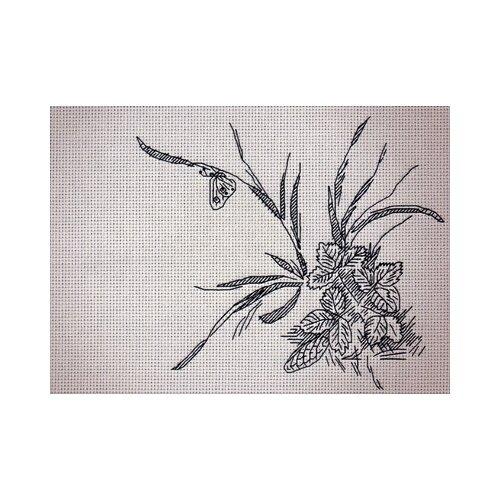 Klart набор для вышивания 8-153 Клубника