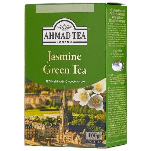 Чай зеленый Ahmad tea Jasmine , 100 г цена 2017