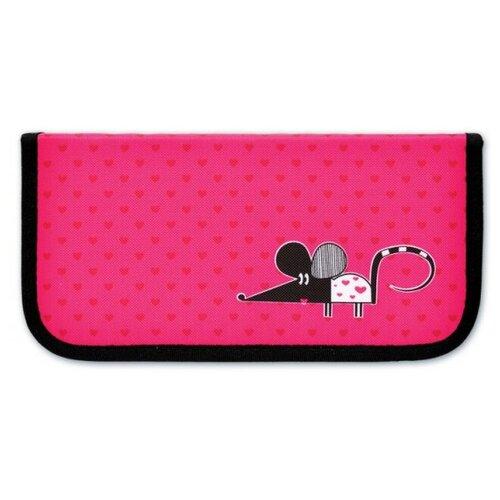 Феникс+ Пенал Мышка (46275) розовый